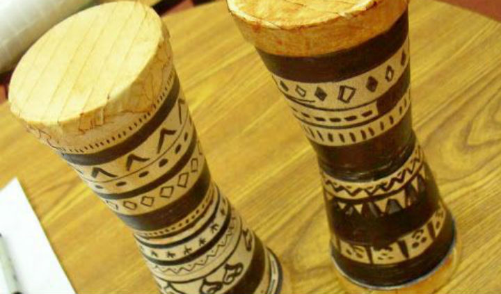 African Drum Craft