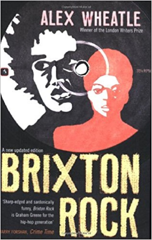 Alex Wheatle Brixton Rock updated edition book cover