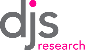 image of DJS research logo