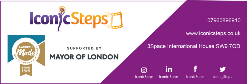 Iconic Steps logo