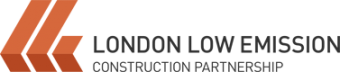 London Low Emission Construction Partnership logo