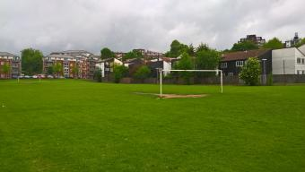 Valley road playing fields