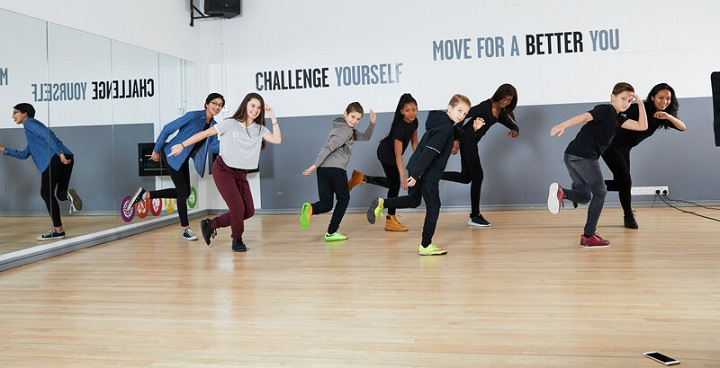 Street dance lessons for  ages 4-14 Thursdays at West Norwood leisure centre