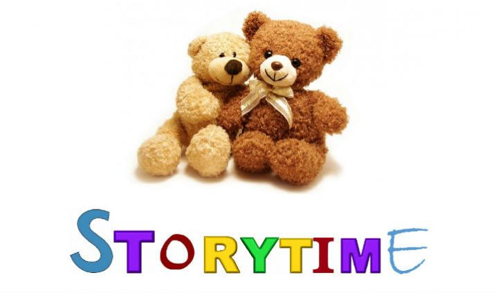 Story time poster