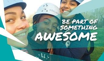 Girls Friendly Society, be part of something awesome