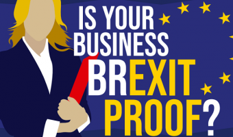 Is your business Brexit Proof free workshops poster
