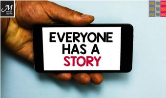 Everyone has a Story poster