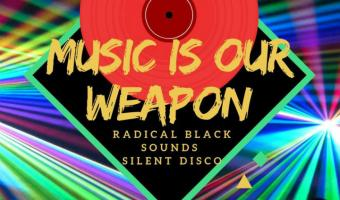 Music is our weapon
