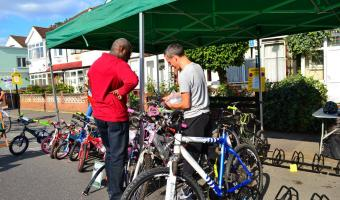 Lambeth Bike Market