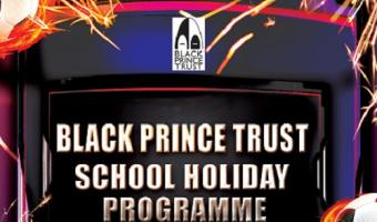 Black Prince Trust School Holiday Programmes 2018