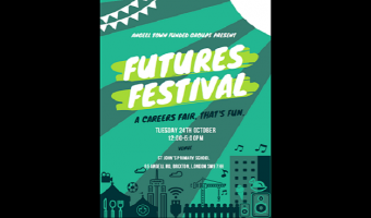 Futures Festival a careers fair that's fun Tues.24 Oct 12-5pm