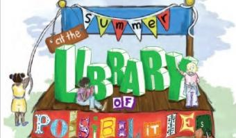 summer of possibilities at Norwood Library 2018