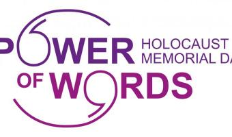 Holocaust Memorial Day 2018: the Power of Words