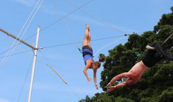 TLCC Trapeze school Ruskin Park June-Aug 2019