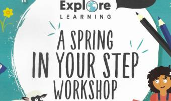 A spring in your step workshop