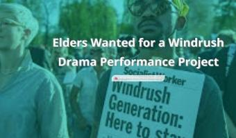 elders sought for Windrush drama
