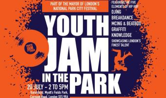 youth jam poster July 20 2019