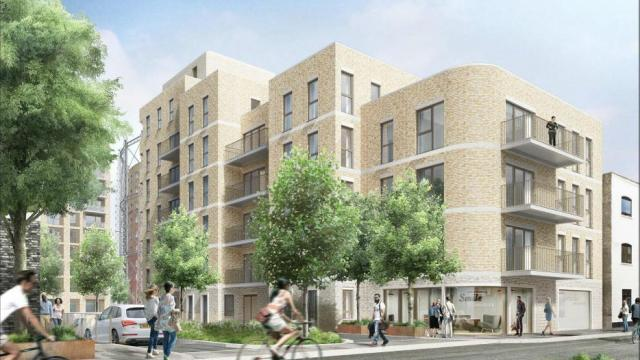 Design of proposed new housing